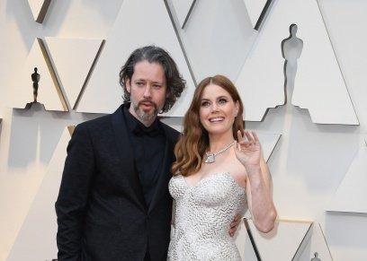 إيمي آدامز وزوجها