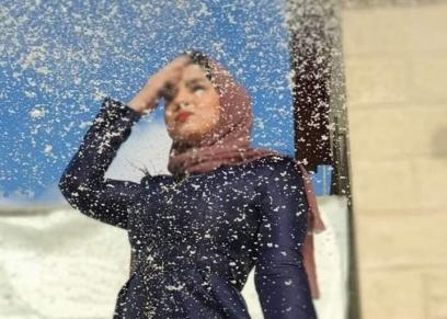 فتاة غزة