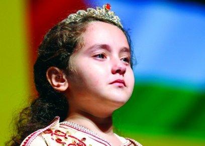 بالفيديو والصور| مريم أمجون.. فصيحة العرب الحاصة على
