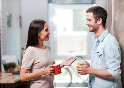 حكم الصداقة بين الرجل والمرأة