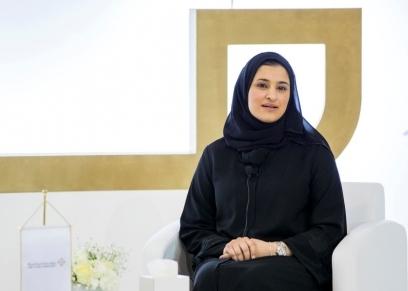 الوزيرة سارة بنت يوسف الأميري
