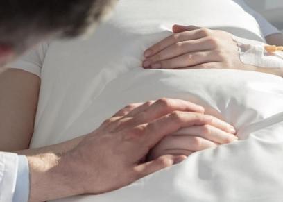 قصة حب بين زوجين رغم السرطان