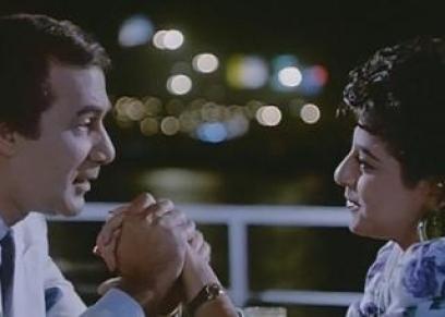 محمود ياسين وهالة صدقي