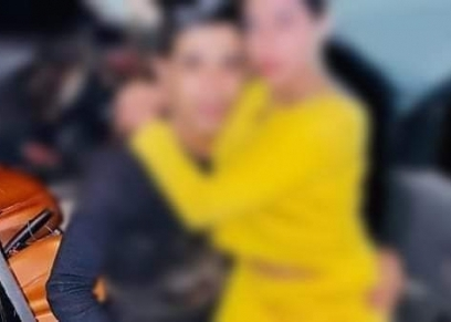 منة عبدالعزيز ومازن إبراهيم