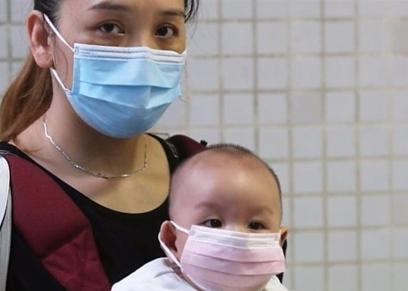 اعراض فيروس كورونا على الأطفال