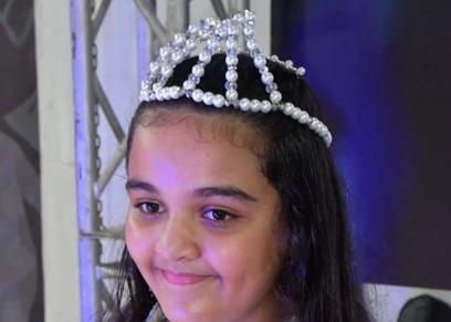 رودينا ملكة جمال الأطفال بمطروح