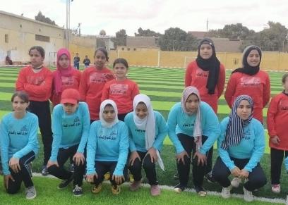 دوري كرة القدم الخماسية للفتيات