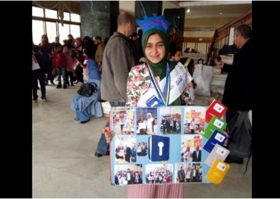 مروة ممدوح الطالبة المثالية في اسكندرية