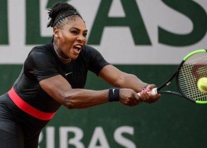 سيرينا لاعبة التنس