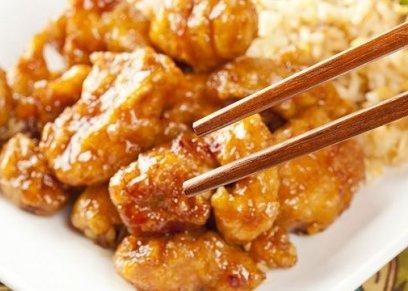 طريقة عمل دجاج كانتون الصيني