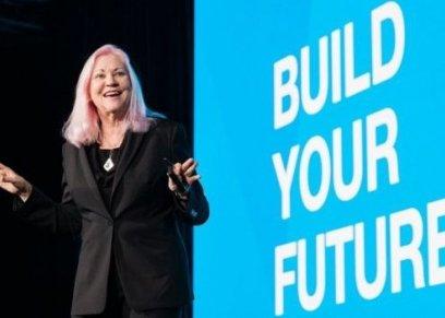 قصة سيدة أسست شركة عالمية بملياري دولار