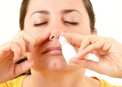 تعرف على خطورة استخدام بخاخ الأنف.. يؤدى إلى حدوث التهاب الجيوب الانفية