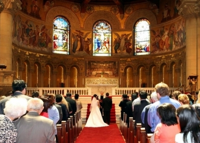 الزواج في المسيحية
