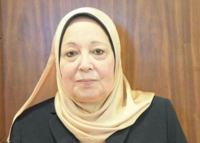 المستشارة فريال قطب رئيس هيئة النيابة الإدارية