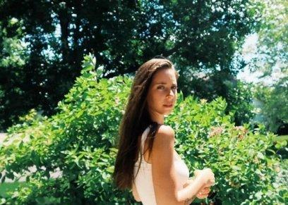 الفتاة الأمريكية أودرا بير