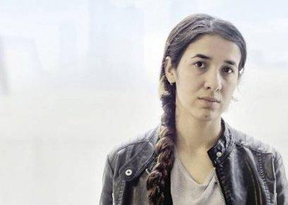 الشاعرة والأنشطة العراقية الإيزيدية نادية مراد