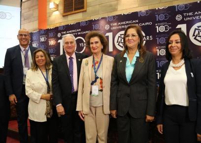القومي للمرأة يشارك في مؤتمر