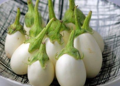 باذنجان أبيض