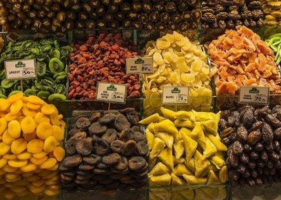 تعرفي على الفاكهة المجففة الأكثر فائدة للأنثى