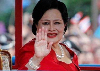 بسبب الإنفلونزا.. تنقل ملكة تايلاند إلى المستشفى