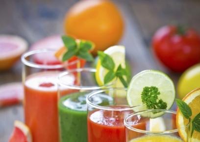 افكار لتقديم العصير