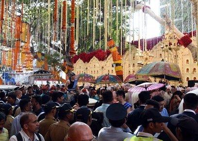 حفل زفاف في الهند