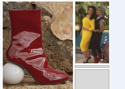 تفاصيل حذاء بوسي شلبي عقب سخرية