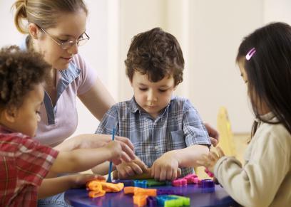 وسائل استغلال طاقة الطفل اليومية