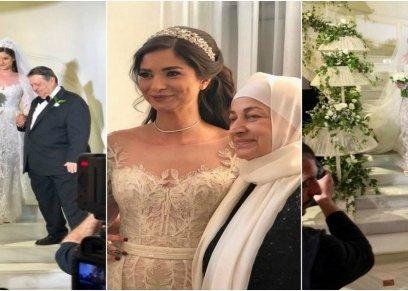 حفل زفاف علا الحريري