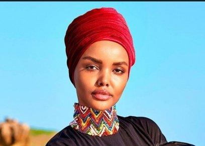 من هى حليمة عدن أول مسلمة محجبة تظهر على غلاف