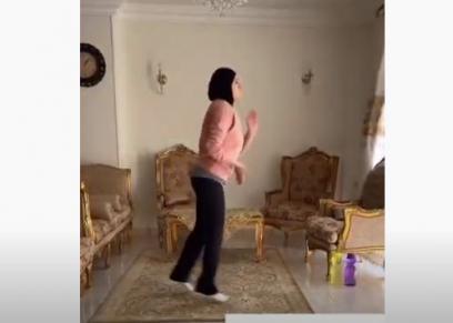 مدربة اللياقة البدنية شيماء رجب