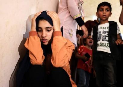 الأطفال في فلسطين