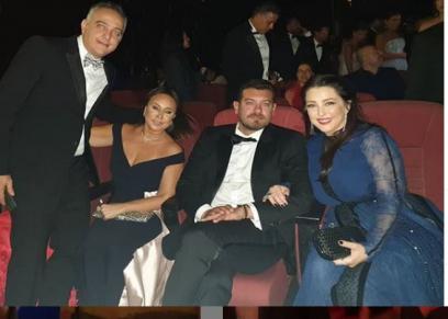 إنجي علي - كندة علوش- عمرو يوسف