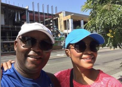 موسيماني وزوجته