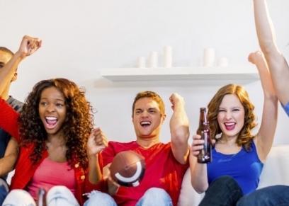 نصائح لمشاهدة المباريات في المنزل