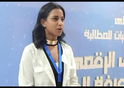 نجلاء فتحي تقلدت منصب وزيرة التضامن لمدة24 ساعة