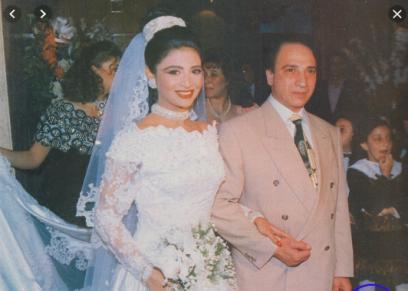 حفل زفاف حنان ترك
