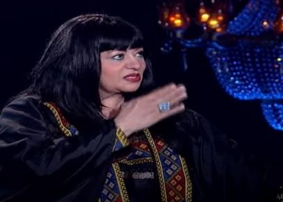 الفنانة فريدة سيف النصر