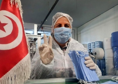 تونس تسجل صفر إصابات من كورونا لليوم الثالث