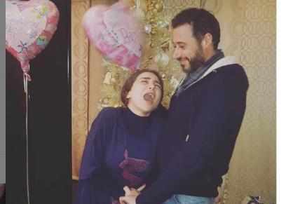 أحمد السعدني يحتفل بعيد ميلاد مي عز الدين على طريقته الخاصة.. ومتابعيه: