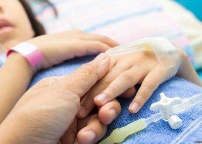 شابة مريضة بالمستشفى - صورة أرشيفية