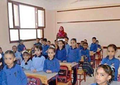 تلاميذ داخل الفصل - صورة أرشيفية