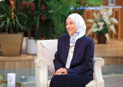 الدكتورة مها زكي.. أستاذ الوراثة الاكلينيكية بالمركز القومي للبحوث