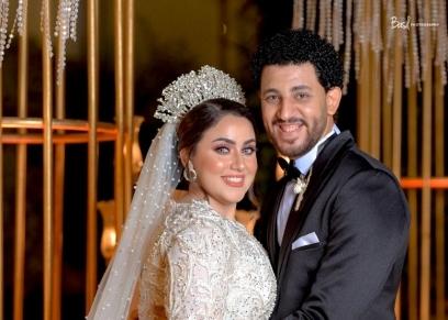العروسين إسلام وندا