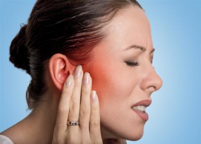 إلتهاب الأذن الوسطى