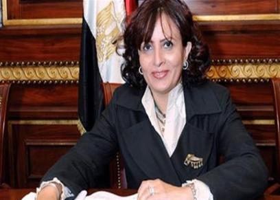 العشماوي تهنئ وزيرة التضامن لحصولها على جائزة أفضل وزارة في العالم غير متخصصة في الصحة