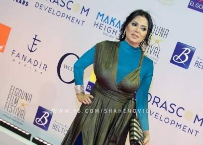 رانيا يوسف في مهرجان الجونة