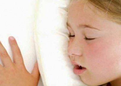 انتبه إلى شخير الأطفال ينذر بإحتمالية الإصابة بمرض