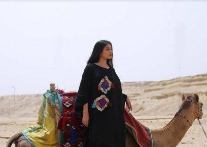 فوتوسيشن لأزياء رمضان بالصحراء الغربية