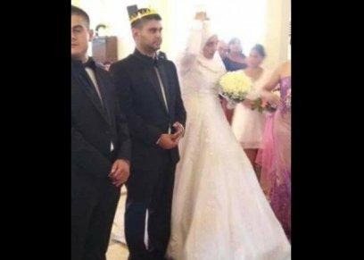 العريس بطرس والعروس مروى